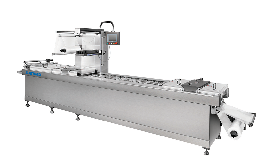 Medium Size / High Performance / Vacuum Packaging Machine - PACKSKO